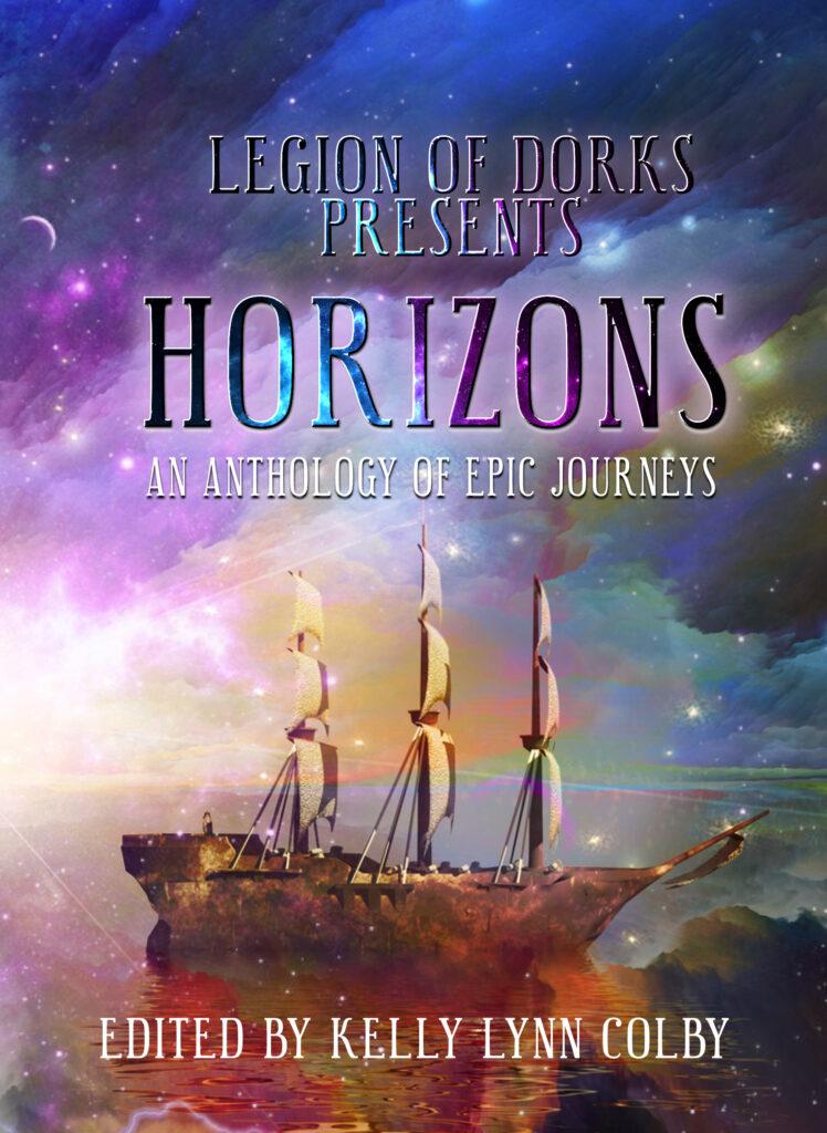 Legion of Dorks HORIZON KINDLE
