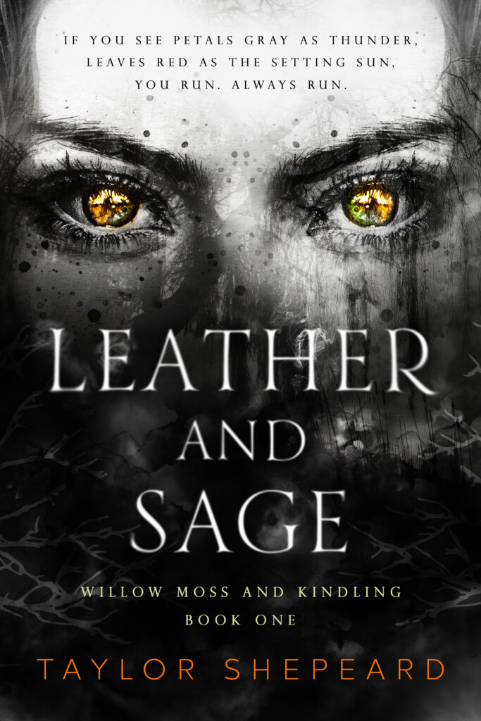 LEATHER AND SAGE